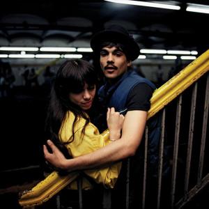 Original photograph: Subway, NYC 1980 by Bruce Davidson